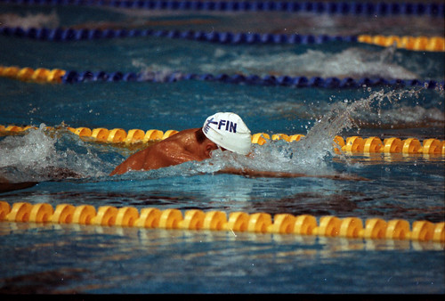 007 Swimming EM 1993 Sheffield
