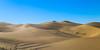 Desert Dunes (KC Mike Day) Tags: desert roadtrip southwest dunes sky blue peaks valley