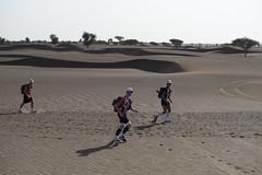 5th Oman Desert Marathon - Stage 1