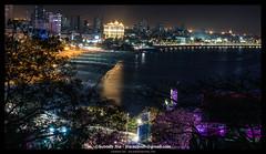 Night View from Malabar Hill (Subodh Jha) Tags: malabarhill mumbai maha maharashtra nikon india nightscape night