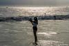 Photographer (Venice Beach) (astrofan80) Tags: boote brandung california fotograf gegenlicht kalifornien landschaft losangeles meer pazifik personen rundreise santamonica strand usa venicebeach wellen us