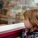 Little Girl Window Shopping [46/52] [Street Photography]