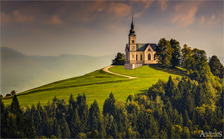St Leonard Church, Slovenia