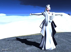 Nights in White Satin (1 of 9) (Jem Sternhall) Tags: secondlife music lyrics moodyblues nightsinwhitesatin fashion junbug letituier white fur gloves snow winter outdoors