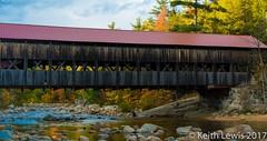 Swift River coverered bridge (keithhull) Tags: coveredbridge swiftriver kancamagushighway newhampshire unitedstates 2017