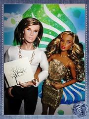 Dree Hill and Chip Farnsworth (MaggieS99) Tags: dreehill dreehillbestthingever integritytoys fashionroyalty fashiondoll chipfarnsworth thebeautifulpeople beauty beautiful style stylish doll dolls dollcollector dollcollection couple art artphoto artphotography fashion tree