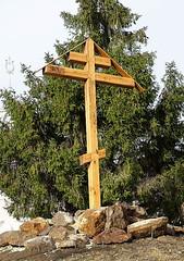 03_Установка поклонного креста на набережной