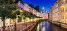 _MG_2686_web - Panorama of KV and the Tepla river (AlexDROP) Tags: 2017 karlovyvary carlsbad czechrepublic travel architecture color city wideangle urban night circpl spa resort scape river tepla canon6d ef16354lis historicalplace best iconic famous mustsee picturesque postcard hdr panoramic europe