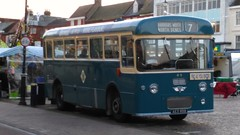 1960's Great Yarmouth bus (Moldovia) Tags: htconem8s bus transport publictransport vehicle greatyarmouthtransport greatyarmouthboroughtransport blue wheels 7 seven road marketplace greatyarmouth