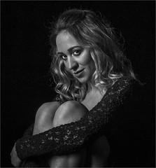 Samantha (Late Developer) Tags: sam balckandwhite monochrome portrait