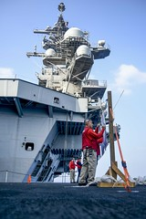 1711226-N-FP690-1277 (U.S. Pacific Fleet) Tags: aircraftcarrier cvn71 carrierairwingseventeen carrierstrikegroup9 theodorerooseveltcarrierstrikegroup usstheodoreroosevelt southchinasea
