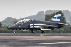 BAe Hawk Mk.51 - 1 (NickJ 1972) Tags: raf fairford royalinternationalairtattoo riat airshow 2017 aviation bae britishaerospace hawk mk51 midnighthawks hw341 1