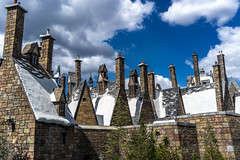 Chimneys (Manny Esguerra) Tags: universalorlando orlandoflorida travel outdoors