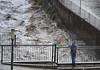 Tormenta en la ciudad (Allo Fotografía) Tags: acequia agua ambiente clima tormenta