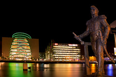 Convention Centre (Pat_J1) Tags: greystonescameraclub longexposure riverliffet liffey conventioncentre dublin admiralwilliambrown