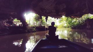 grotte khao kob trang - thailande 13
