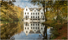 Staverden Castle, Netherlands (CvK Photography) Tags: autumn autumncolors canon color cvk estate europe fall forest gelderland nature netherlands outdoor reflection staverden veluwe staverdencastle castle ermelo nederland nl