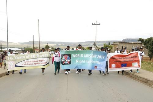 WAD 2017: Lesotho