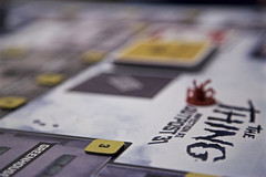 """The Thing"" Board Game (Snurb1201) Tags: thing john carpenter infection outpost 31 boardgame board game"