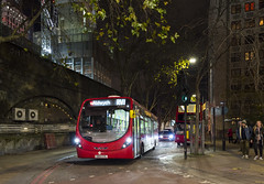 Tower Transit WV46107 SN64CVL route RV1 Waterloo (TfLbuses) Tags: tfl public transport for london red buses wrightbus streetlite tower transit
