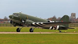 ZA947 DAKOTA  BBMF  RAF