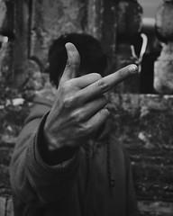 Fuck You Pay Me (pedrpereira) Tags: portugal photography portrait people portraiture portraits pessoas photo preto street shoot streetphotography bnw photooftheday black branco pb