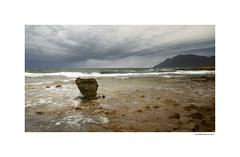 Stormy weather (g.femenias) Tags: sacolòniadesantpere artà mallorca eascape landscape sea rocks clouds mountains waves storm stormyweather