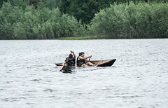 Oblas-25 (Polina K Petrenko) Tags: river boat khanty localpeople nation nationalsport nature siberia surgut tradition traditionalsport
