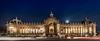 Petit Palais (Julien CHARLES photography) Tags: europe france hdr paris petitpalais carlight carlighttrails cartrails filé longexposure moon night nuit poselongue trails