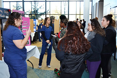 College of DuPage 16th Annual Pathophysiology Panorama 2017 44 (COD Newsroom) Tags: collegeofdupage cod dupage dupagecounty pathophysiology pathophysiologypanorama diagnosticmedicalimaging college medical mammography nuclearmedicine radiography sonography pathology imaging students illinois glen ellyn