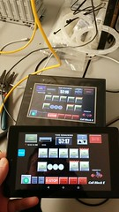 "Wireless HMI GM control • <a style=""font-size:0.8em;"" href=""http://www.flickr.com/photos/125363870@N07/23969928867/"" target=""_blank"">View on Flickr</a>"