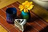 DSC_0700 (sergeysemendyaev) Tags: russia summer россия лето москва moscow 2017 предметная objects cake flower cup торт цветок кружка