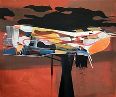 Jim Harris: Untitled. (Jim Harris: Artist.) Tags: art arte painting avantgarde lartabstrait zeitgenössische konst kunst künstler kunstzeitgenössische peinture space cosmos maalaus abstractart abstrakt contemporaryart