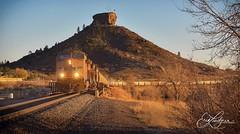 (Coloradorailphotographer) Tags: bnsfjointline jointline castlerock trains railway coloradorailphotographer coloradotrains colorado unionpacific bnsfrailroad bnsf train railroad