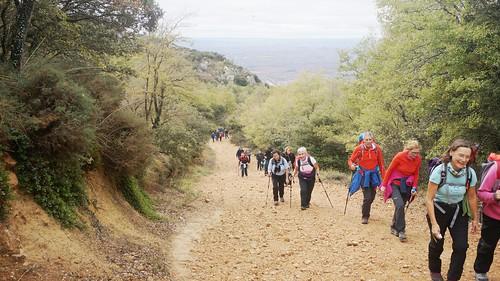 Senderismo por Monte Toloño Logroño Fotografia Tomas Sanz (119)