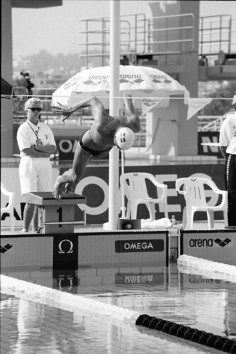 067 Swimming EM 1991 Athens