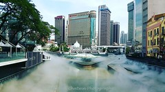 The confluence of the Klang and Gombak rivers - Kuala Lumpur #kl #ilovekl #kualalumpur #klangriver #gombakriver #mosque #masjid #river #riveroflife #mist #skyscrapers #malaysia (markachatwin41) Tags: klangriver kualalumpur skyscrapers masjid river ilovekl malaysia mosque gombakriver kl mist riveroflife