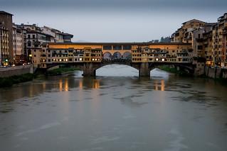 Dias de lluvia. Florencia / Firenze.