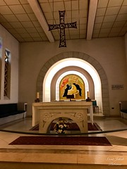 45 - Kakaskukorékolás temploma / Svätý Peter in Gallikantu