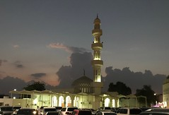 Mosque at sunset- Al Ain (Patrissimo2017) Tags: sunset