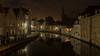 Brugge (Alex Verweij) Tags: gracht winter nightshot nachtopname tijdopname timeshot water trapgevel reflectie reflection citytrip brugge belgie kerst kerstversiering light licht evening avond walk wandelen canon 5d markiii