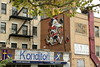sheryo yok (Luna Park) Tags: ny nyc newyork streetart mural production yok sheryo rat lunapark