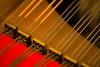 Musical Instrument (San Francisco Gal) Tags: piano string hammer macro memberschoicemusicalinstruments macromondays musicalinstrument wire felt instrument