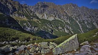 National Park. Tatry
