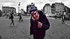 Asking for some coins... In any language you could possibly speak (André Felipe Carvalho) Tags: pessoas comuns amsterdam street photography streetphotography fotografia rua pedinte mendigo homeless