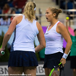 Shelby Rogers, Coco Vandeweghe