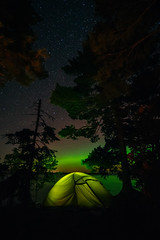 Rabbit Island School 2016 (bradleysiefert) Tags: auroraborealis lakesuperior michigan northernlights rabbitisland rabbitislandschool summerjourneys upperpeninsula island nightphotography