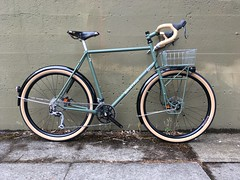 Olive drab allroad (Bantam Bicycle Works) Tags: bantambicycleworks custom bike bicycle allroad