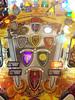 AVL 1794 (RANCHO COCOA) Tags: ashevillepinballmuseum asheville northcarolina museum collection pinballmachines videogames arcade vintage antique gameofthrones swords shields coatofarms heraldry lights