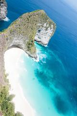 Kelingking Beach Nusa Penida (anastasia r) Tags: bali indonesia kelingkingbeach blue breathtaking bright dinosaur indianocean island lagoon nusapenida path road sand sea shore water waves white id